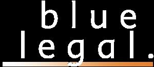 Logo - Blue Legal advocaten | juristen