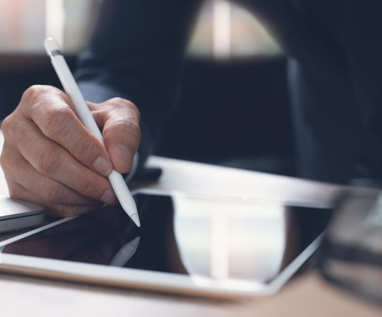 Wat is de bewijskracht van de elektronische handtekening? - Blue Legal