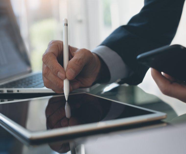 De mogelijkheden met een elektronische handtekening